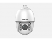 Camera supraveghere Hikvision IP PTZ DS-2DE7432IW-AE(S5), 4MP, Acusens, low-light powered by Darkfighter,