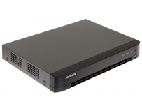 DVR Turbo HD 4 canale DS-7204HQHI-K1(S); 4MP; inregistrare 4 canale audio si video over coaxial, pentru