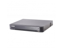 DVR  4 canale Turbo HD Hikvision DS-7204HTHI-K1(S); 8MP;  inregistrare 4 canale audio si video over