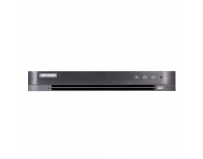 DVR 8 canale Turbo HD Hikvision DS-7204HTHI-K2(S); 8 MP; inregistrare 4 canale audio si video over coaxial,