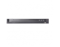 DVR Turbo HD 4 canale Hikvision DS-7204HUHI-K2(S); 8MP; inregistrare 4 canale audio si video over coaxial,