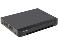 DVR Turbo HD 8 canale Hikvision DS-7208HQHI-K1(S); 4MP; inregistrare 8 canale audio si video over coaxial,