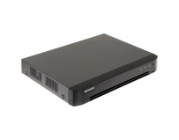 DVR Turbo HD 8 canale Hikvision DS-7208HTHI-K2(S); 8MP; inregistrare 8 canale audio si video over coaxial,