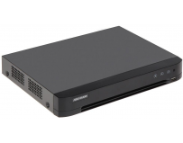 DVR Turbo HD 8 canale Hikvision DS-7208HUHI-K1(S); 8MP; inregistrare 8 canale audio si video over coaxial,