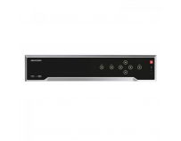 Hikvision NVR DS-7716NI-I4, 160Mbps Bit Rate Input Max(up to 16-ch IPvideo), 4 SATA Interfaces, alarm