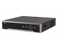 NVR Hikvision IP 32 canale DS-7732NI-K4; 4K; Incoming bandwidth: 256Mbps, Outgoing bandwidth: 160 Mbps;