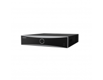 NVR Hikvision 32 canale DS-7732NXI-I4/16P/4S; 4K; Acusens; Incoming/Outgoing bandwidth: 256 Mbps/200