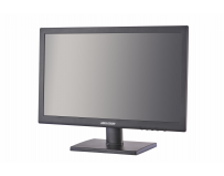 "Monitor Hikvision 19""LED, DS-D5019QE-B; LED-Backlit TFT LCD; Screen Size: 18.5""; Max Resolution: 1366×768;"
