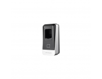 Cititor biometric si card EM 125Khz Hikvision, DS-K1201EF; Reads EM card, Fingerpint (capacity: 5000);