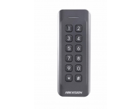 Card reader Hikvision, DS-K1802EK; Reads EM card, with keypad; Card Reading Frequency: 125KHz; Processor: