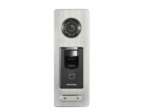 Hikvision Video Access Control Terminal, DS-K1T500S; Built-in 2 Mega pixels camera; Storage with 50,000