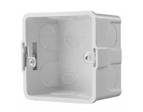 Gang Box Hikvision, DS-KAB86; Convenient design available for indoor station wall mounting; Made of