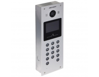 Video Intercom Hikvision DS-KD3002-VM; 3.5 Physical Touch Key 1.3 MPDoor Station, Aluminum Alloy, 3.5-inch