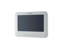 "Monitor videointerfon color Hikvision DS-KH6310, 7"" Touch-Screen Indoor Station, 7-Inch Colorful TFT"