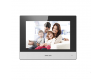 """Monitor videointerfon modular 7"""" color Hikvision DS-KH6320-TE1; ecran LCD 7"""" color cu touch screeen,"""