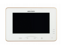 Monitor videointerfon color Hikvision DS-KH8300-T, 7-Inch Colorful TFT LCD, Capacitive Touch Screen,