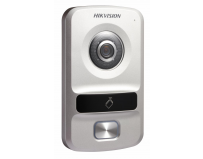 Post videointerfon color Hikvision DS-KV8102-IP, 1.3 MP Villa Door Station, Plastic, Camera resolution: