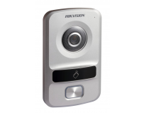 Post videointerfon color Hikvision DS-KV8102-VP, 1.3 MP Villa Door Station, Plastic, Camera resolution: