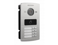 Post videointerfon color Hikvision DS-KV8402-IM, 1.3 MP Villa Door Station, Aluminum ally, Camera resolution: