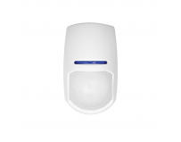 Detector PIR wireless Hikvision DS-PD2-P10P-W(HT); Frecventa de operare 868MHz; Two-way Wireless Technology,