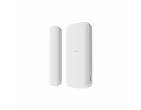Contact magnetic wireless AXPRO Hikvision DS-PDMCS-EG2-WE, frecventa operare: 868 MHz, transmisie: Tri-X
