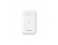Cititor card wireless AX PRO Hikvision DS-PT1-WE; 868MHz two-way Tri-X wireless technology, distanta