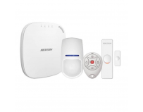 Kit de alarma Wireless Hikvision DS-PWA32-KG; LAN+WIFI+GPRS; Distanta comunicare: 800 metri in camp
