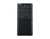 Desktop Acer Veriton VM2640G, Intel Core I3-7100U (3.90GHz, 3MB), video integrat Intel HD Graphics,