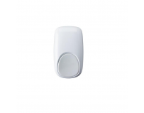 DUAL TEC® Motion Sensor with Anti-Mask, 16 x 22 m range ,EOLresistorsincluded, plug and play design,