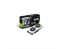 Placa video Asus NVIDIA GeForce GTX 1060, DUAL-GTX1060-3G, PCI Express 3.0, GDDR5 3GB, 192bit, 1506