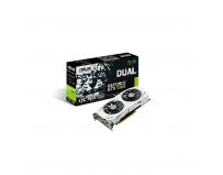 Placa video Asus NVIDIA DUAL-GTX1060-O6G, GeForce GTX 1060, PCI-E 3.0, GDDR5 6GB, 192bit, Base / Boost
