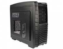 Carcasa Chieftec Mid Tower Dragon DX-02B No PSU ATX/mATX/E-ATX/XL-ATX vent: spate 1 x 12 cm, fata 2