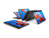 Ultrabook Dell XPS 13 2-in-1 1 9365, 13.3-inch UltraSharp Quad HD+ (3200x1800) InfinityEdge touch display,