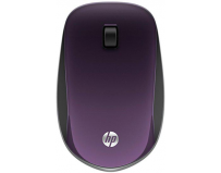 Mouse HP Wireless 2.4 GHz Z4000 PURPLE, slim, 3 butoane, scroll, baterii AA