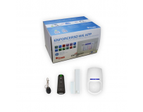 Bidirectional Wireless Control Panel Pyronix KIT-ENF32WE-APP; 32 wireless inputs / 2 sirens / 32 keyfobs;