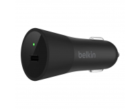 Belkin USB-C CAR CHARGER,PD,36W,BLACK