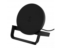 Belkin Boost UP™ Bold Wireless Charging Stand, F7U083VFBLK, 10 W, For Qi smartphone, Fast wireless