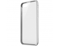 Belkin Air Protect SheerForce Case for iPhone 7 - Silver, F8W808BTC01, Internal wave design creates