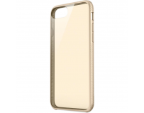 Belkin Air Protect SheerForce Case for iPhone 7 - Gold, F8W808BTC02, Internal wave design creates air