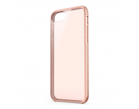Belkin Air Protect SheerForce Case for iPhone 7 - Rose Gold, F8W808BTC03, Internal wave design creates