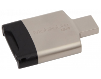 Card reader Kingston, USB 3.0, carduri suportate: SD/SDHC/SDXC, microSD/SDHC/SDXC