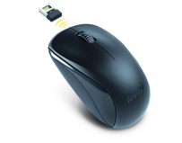Mouse Genius wireless, optic, NX-7000, 1200dpi, negru, 2.4GHz, suporta baterii AA, USB, 31030109100