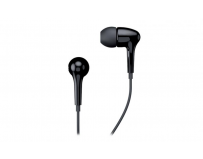 Casti stereo Genius, GHP-206, In-ear, 20Hz-20KHz, 16Ohm, 1.2m cable, culoare negru, 3.5mm jack