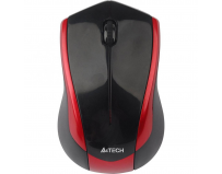 Mouse A4Tech G7-400N-2, V-Track Wireless G7 Mouse USB (Black + Red)