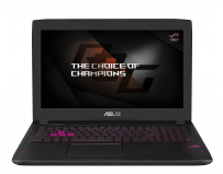Laptop Asus ROG STRIX GL502VT-FY028D, 15.6 FHD (1920X1080) LED-Backlit, Anti-Glare (mat), Intel Core