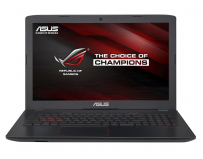 Laptop Asus ROG GL552VX-CN060D, 15.6 FHD (1920X1080) LED-Backlit, Anti-Glare (mat), Intel Core i7-6700HQ