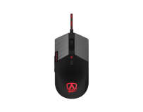 Mouse Gaming AOC GM500 Fully customizable mouse with 1ms response time, 5000 DPI and 100 IPS tracking