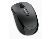 Mouse Microsoft Mobile 3500, Wireless, Blue Track, USB, negru, ambidextru, GMF-00008