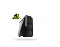Carcasa Chieftec GP-01B-OP, Fara sursa, Micro ATX/ATX, SECC, 0,7mm, 2x USB3.0, 2xUSB2.0, Mic-in, Audio-out