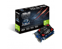 Placa video Asus NVIDIA GT730-2GD3, GT730, PCI-E, 2048MB DDR3, 128 bit, 700 MHz, 800 MHz, VGA, DVI,